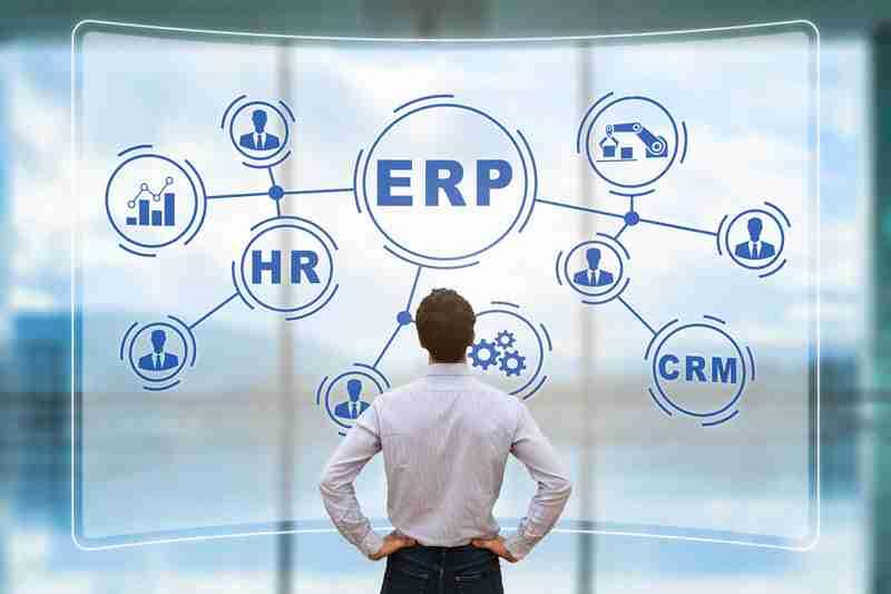 Sélection ERP