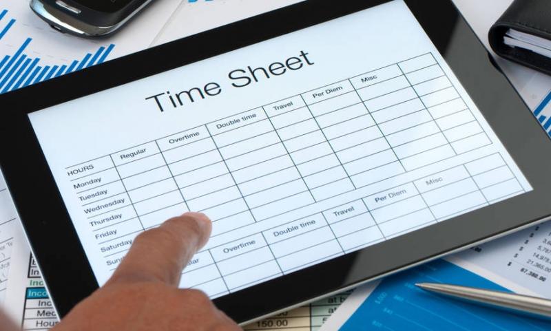 La feuille de temps, essentielle à la gestion de projet TI ?