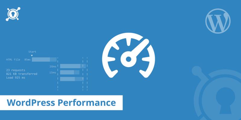 Comment améliorer la performance de votre site WordPress en quatre étapes
