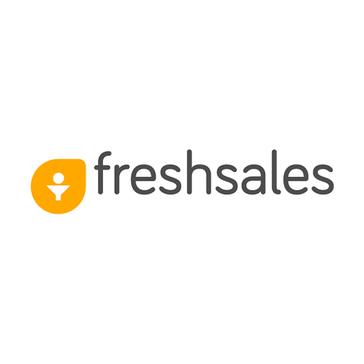 Logo CRM Freshsales