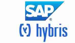 Logo CRM SAP Hybris