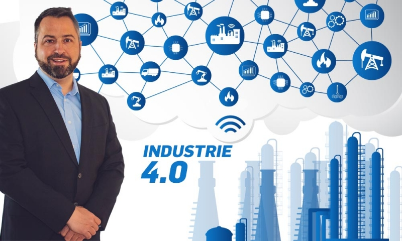 Industrie 4.0 : Buzzword ou révolution industrielle ?